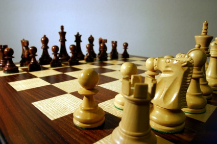 Chess Camp: Saturday, March 17, 2012