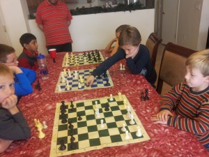 Age does not matter in chess